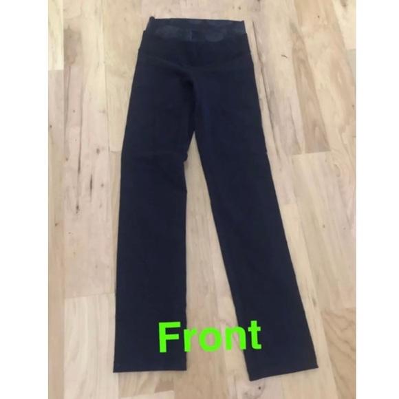 lululemon athletica Pants - Lululemon leggings straight leg pant